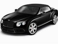 2013 Bentley GTC V8 Beluga / Beluga, Contrast &