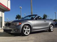 *** LOW MILES ** BMW CONVERTIBLE ****2013 BMW 128