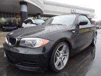 135is trim. CARFAX 1-Owner, BMW Certified, GREAT MILES