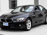 320i xDrive, 8-Speed Automatic, AWD. Carfax One-Owner.