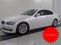 2D Coupe, BMW Assist w/Enhanced Bluetooth & USB,