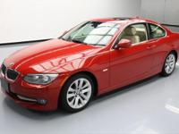 2013 BMW 3-Series with 3.0L I6 DI Engine,Leather