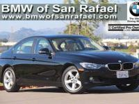 Options:  2013 Bmw 3 Series 4Dr Sdn 328I Rwd|4 Cylinder