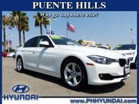 Options:  2013 Bmw 3 Series 4Dr Sdn 328I Rwd|Power