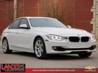 Alpine White 2013 BMW 3 Series 328i RWD 8-Speed