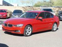 2013 BMW 3 Series 328i 23/33mpg 2.0L 4-Cylinder DOHC
