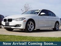2013 BMW 3 Series 328i in Alpine White, This 3 Series