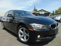 Options:  2013 Bmw 3 Series 328I 4Dr Sedan Sulev