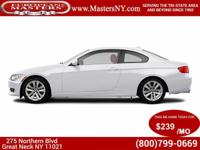 This Amazing White 2013 BMW 328I xDrive Coupe Comes