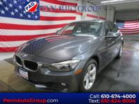 Gray 2013 BMW 3 Series 328i xDrive AWD 8-Speed