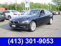 Priced below KBB Fair Purchase Price! 2013 BMW 3 Series