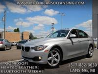 Options:  2013 Bmw 328I Xdrive Xi|X Drive|Heated