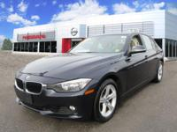 This 2013 BMW 3 Series 328i xDrive has an exterior