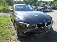 2013 BMW 328i Automatic 8-Speed   This 328i has less