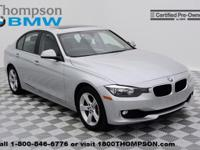 Treat yourself to a test drive in the 2013 BMW 328i