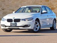 This 2013 BMW 3 Series 328i xDrive has AWD, Cold