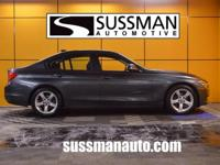 Options:  2013 Bmw 328I Xdrive W/Sulev|Marty Sussman