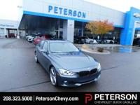 Representing the best of the best, our 2013 BMW 335i