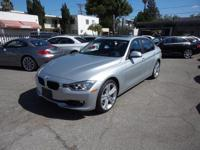 Check out this gently-used 2013 BMW 3 Series we