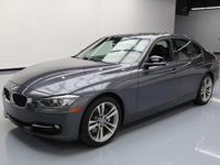This awesome 2013 BMW 3-Series comes loaded with the