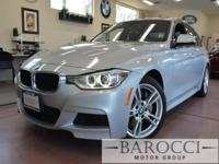 Options:  2013 Bmw 3 Series M Sport 335I 4Dr