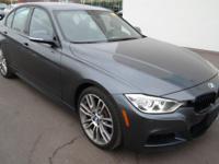 M-SPORT, TECH, DYNAMIC HANDLING. BMW Certified, Clean,