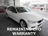 2013 BMW 3 Series 4D Sedan 335i xDrive 3.0L 6-Cylinder
