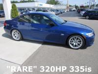 2013 BMW 3 Series 2D Coupe 335is 3.0L 6-Cylinder DOHC