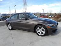 328i xDrive, BMW Certified, 4D Sedan, 2.0L 4-Cylinder