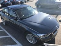 We are excited to offer this 2013 BMW 3 Series. This