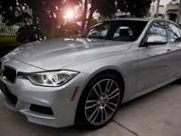 2013 BMW 328i and K-Certified ( 2 years/100,000 miles