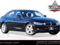 2013 BMW 3 Series Black New Price! AWD. Odometer is