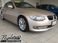 Recent Arrival! 2013 BMW 3 Series in Tan, Bluetooth,