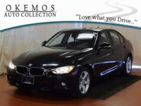 BMW Certified! 2013 328xi Sedan with Navigation and
