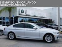 BMW Certified, LOW MILES - 7,252! EPA 30 MPG Hwy/20 MPG