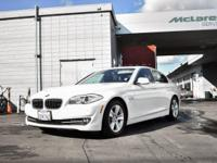 New Arrival! This 2013 BMW 5 Series 528i will sell fast
