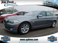 Looking for a clean, well-cared for 2013 BMW 5 Series?