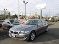 This 2013 BMW 528i i has less than 57k miles!!! Barrels