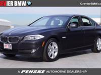 2013 BMW 5 Series 528i Sedan Our Location is: Crevier