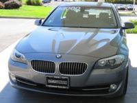 2013 BMW 528i Automatic 8-Speed   $ $ $ $ $ I knew that