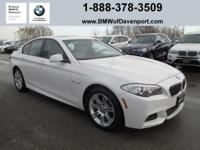 BMW Certified and AWD. White Beauty! Delivering