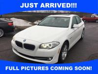*CERTIFIED* 2013 528xi *0.9% FINANCING TO 60 MONTHS!!*