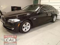 Options:  2013 Bmw 5 Series 4Dr Sdn 528I Xdrive Awd|4