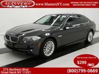 This Wonderful Gray (Dark Graphite) 2013 BMW 535I