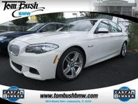 This outstanding example of a 2013 BMW 5 Series 550i is