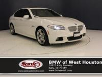 This 2013 BMW 550i Sedan is a One Owner vehicle with a