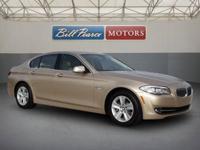 528i xDrive, BMW Certified, 4D Sedan, 2.0 L I4, 8-Speed