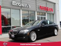 2013 535i X-DRIVE ** CLEAN CARFAX ** BLUETOOTH **