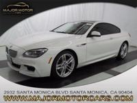 Looking for a clean, well-cared for 2013 BMW 6 Series?