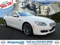 This is a 2013 BMW 6 Series 650i xDrive. Priced below